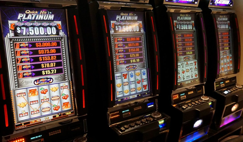 Výherní automaty – stálice na hazardním nebi